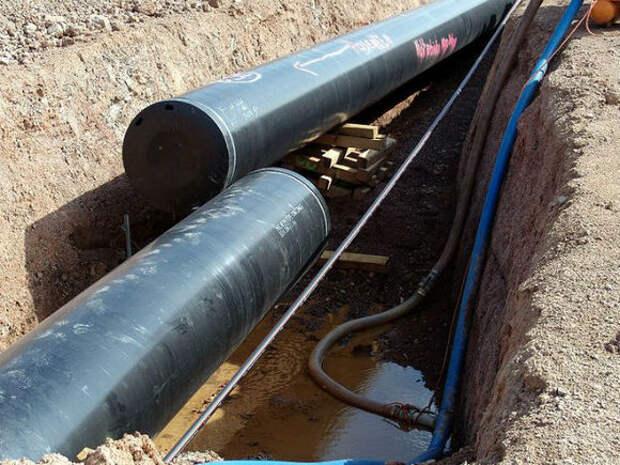 В Левобережном и Ховрино реконструируют газопровод