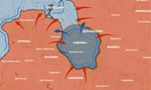 Госдеп утверждает, что обстрел Дебальцево ведут российские войска