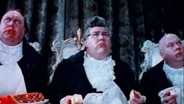 Удивительные факты о съёмках фильма «Три толстяка»
