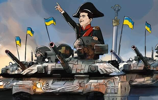 ВСУ перебрасывают танки на Донбасс(видео)