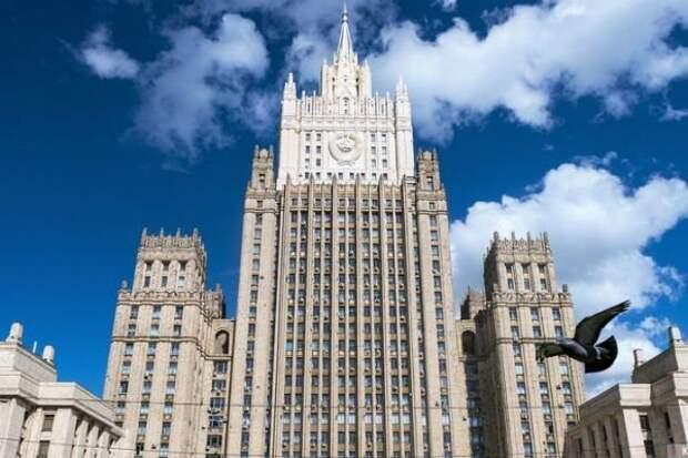 В МИД России сообщили о характере компромата, интересовавшего задержанного украинского консула