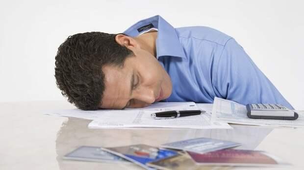 Названы признаки истощения организма от усталости