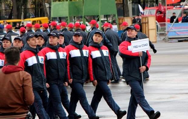 Спортивный праздник. Фото: пресс-служба УВД по СЗАО