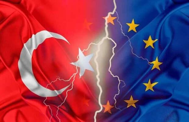 Европейское перевоспитание турецкого султана
