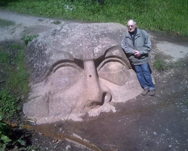Каменная голова — факты и домыслы