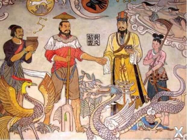 Загадка древних Живых Богов
