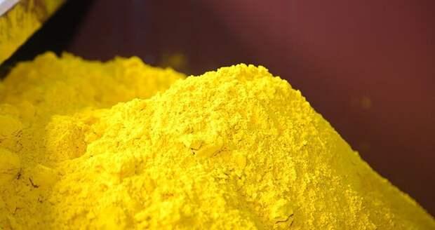 Что такое желтый кек? аэс, интересное, радиация, теперь ты знаешь больше, уран, факты