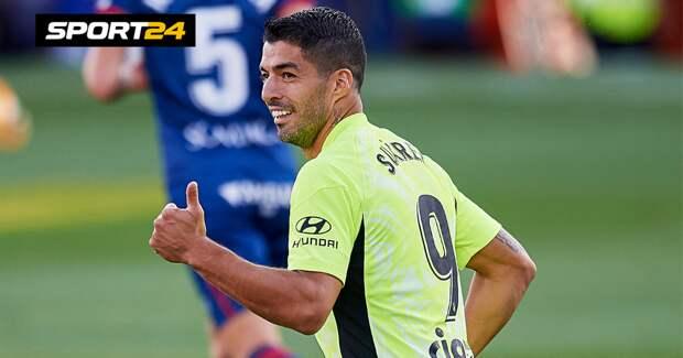 Суарес: «Я буду защищать футболку «Атлетико» до самой смерти»