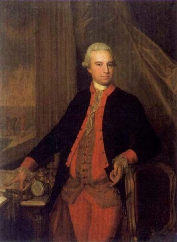Закревский Андрей Осипович (1742-1804)- сын полкового есаула О.Л. Закревского и Анны Григорьевны (урождённой Разумовской, сестры А.Г. и К.Г. Разумовских). Воспитывался при Дворе Елизаветы Петровны.