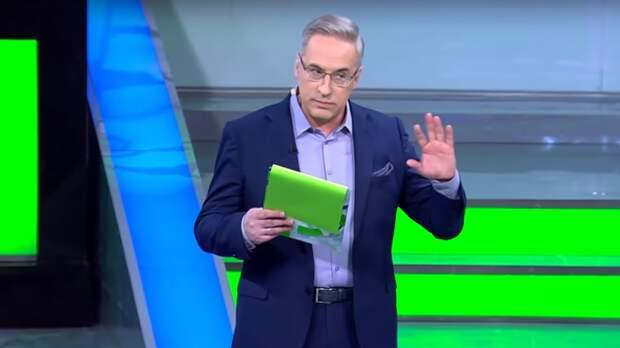Норкин жестко ответил «захотевшему российской оккупации» украинцу Гордону