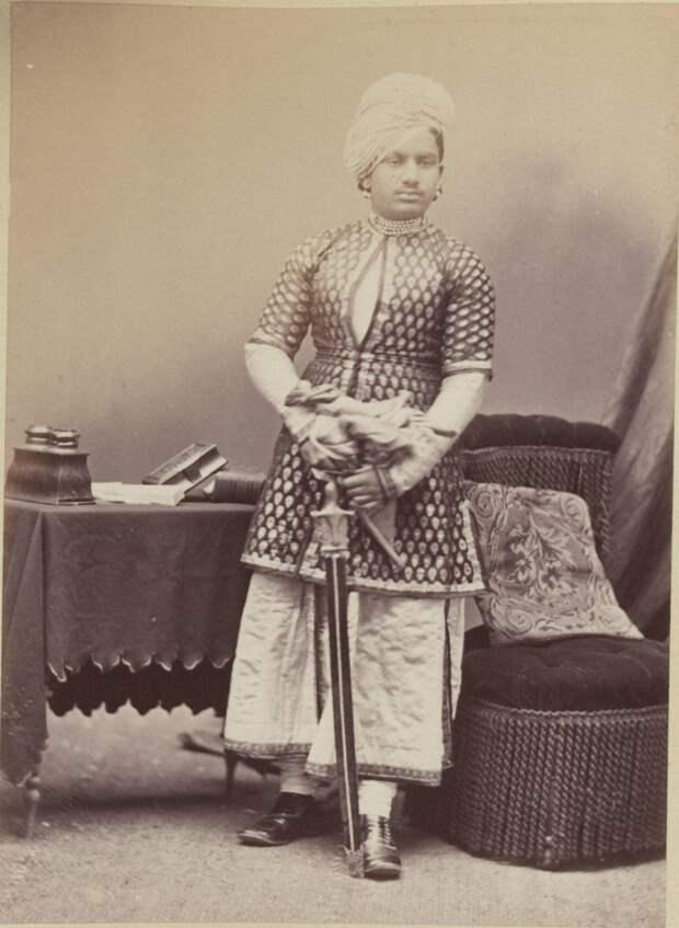 Albom fotografii indiiskih vzgliadov liudei 4