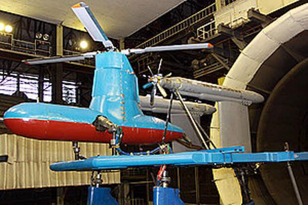 В ЦАГИ создан уникальный стенд для испытаний скоростных вертолетов