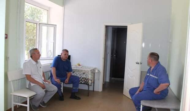 В Башкирии для водителей скорой, спящих на полу, выделят новое помещение для отдыха