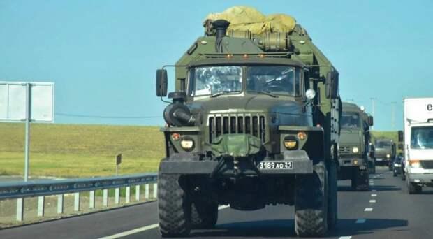 Зачем Россия перебрасывает войска к границам Украины?