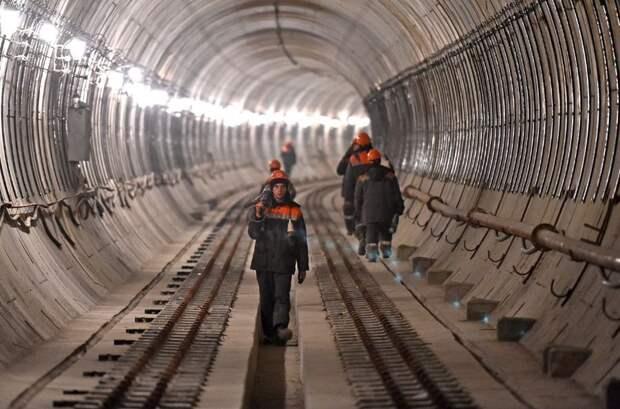 Поставит мировой рекорд: протяженность Большой кольцевой линии составит 70 километров