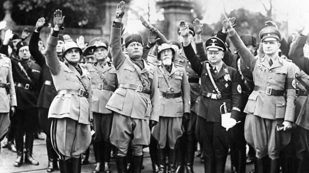 Историки назвали принципиальное различие между «нацизмом» и «фашизмом»