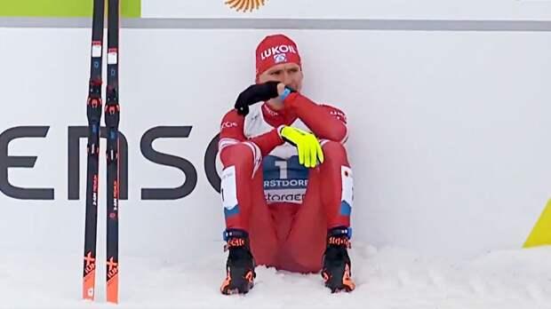 «Россия, ты видишь это?!» Большунов не сдержал слез после обиднейшей концовки марафона: видео