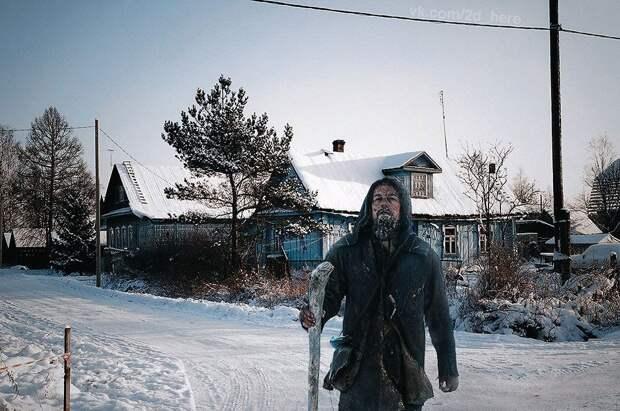 15 известных киногероев, которые оказались на фоне российских пейзажей