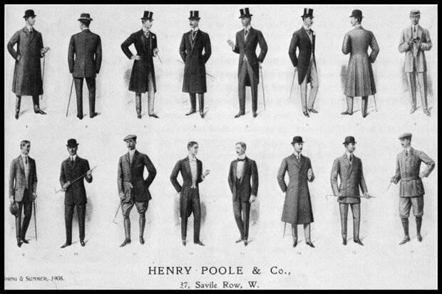 История вещей: когда и почему мужчины перестали пользоваться тростью