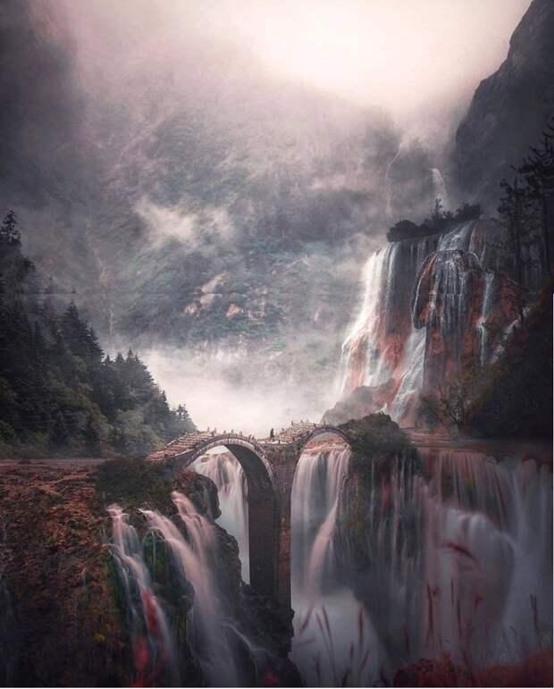 Захватывающие пейзажные фотографии Юлиуса Кяхкёнена