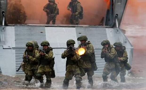 Американские байки о русской армии