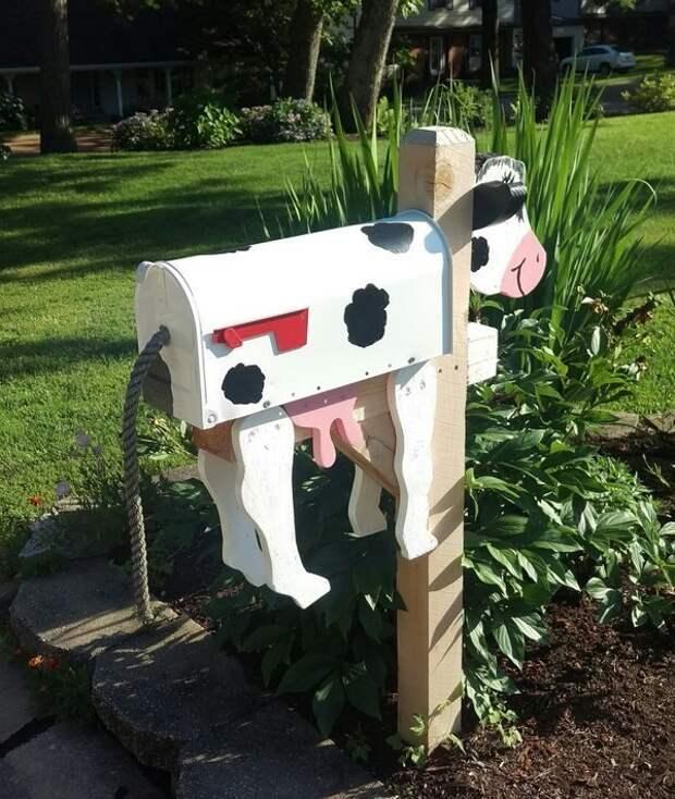 Фермерский почтовый ящик postmail, красивые почтовые ящики, отличная идея, почта, почтовые ящики, почтовый ящик, ящики