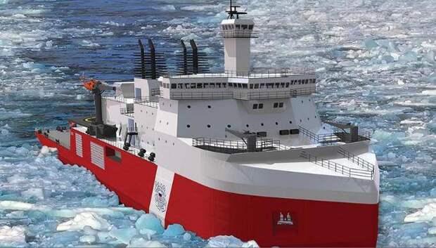 Американские тяжёлые ледоколы XXI века. Один в постройке, два на очереди, что дальше?