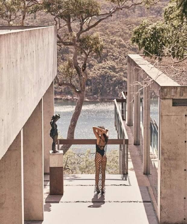 Emily Ratajkowski by Nicole Bentley for Vogue Australia, January 2019