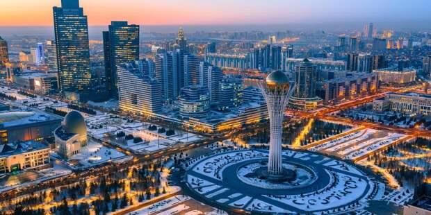 Казахстан открывает границы для РФ