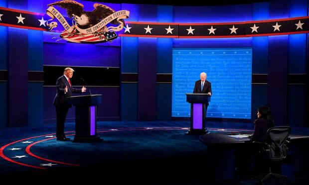 Байден или Трамп: Чей рэкет выгоднее России