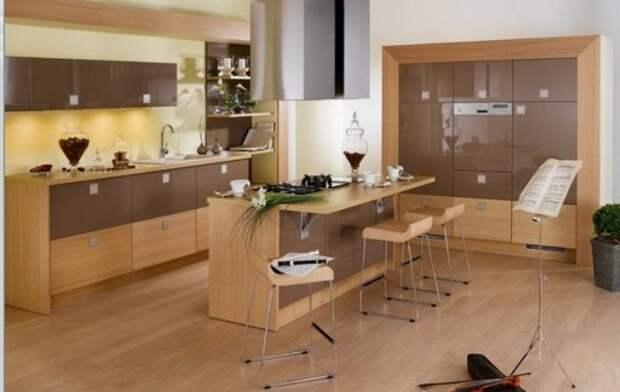 Дизайн кухни с барной стойкой: 45 способов красиво вписать барную стойку в интерьер