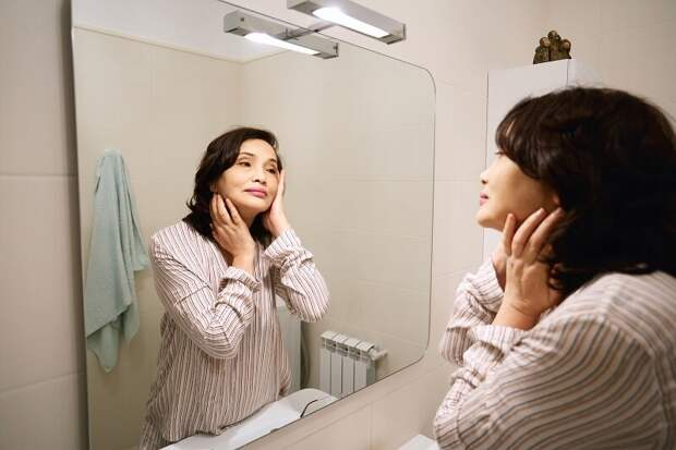 Перестану бояться зеркал
