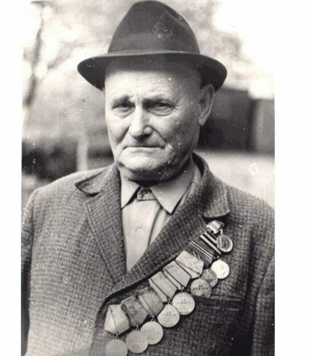 Единственный герой, который получил шесть медалей «За отвагу»