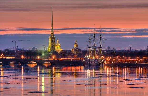 Доменико Трезини- первый архитектор Петербурга .