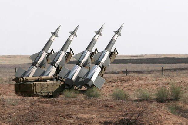 Украина вернулась к старинным системам ПВО