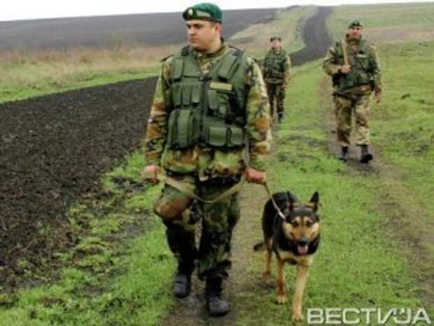 Российские военные случайно нарушили границу