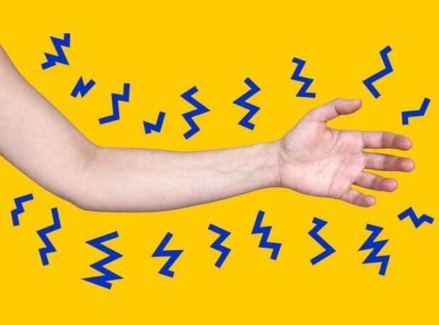 Что делать, если немеют руки