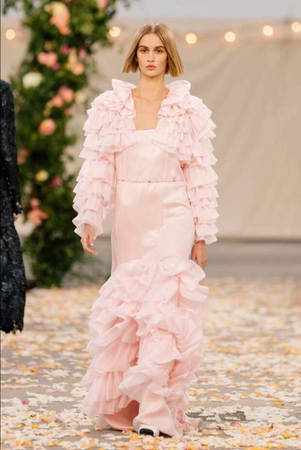 Модные цвета и одежда весна-лето 2021