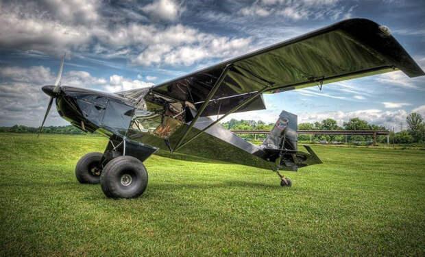 Самолеты-внедорожники