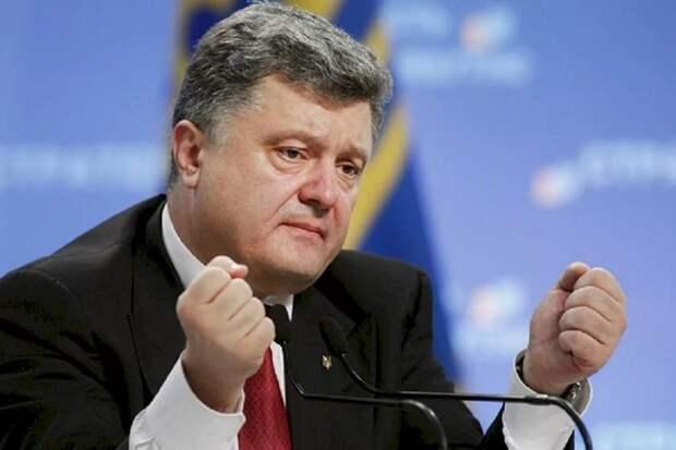 Против Порошенко завели уголовное дело о госизмене из-за Минских соглашений.