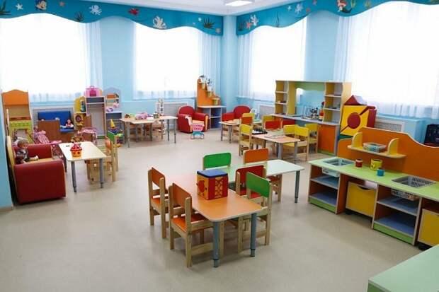 В Краснодаре стартовал прием заявлений в детские сады