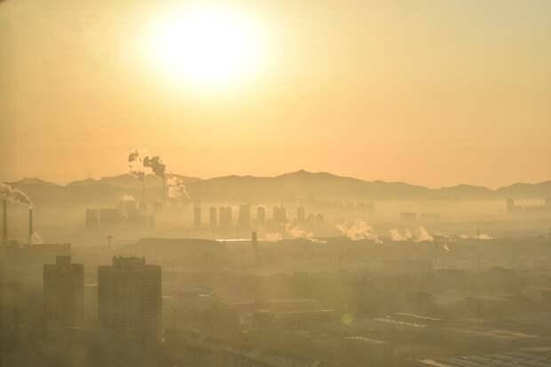 Смог от горящих лесов Якутии достиг Нижневартовска