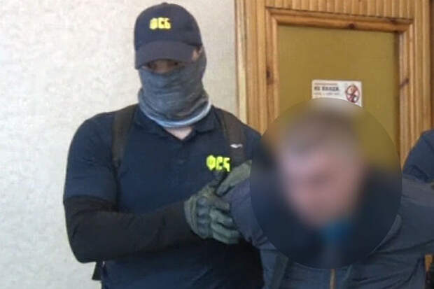 Военнослужащего Черноморского флота задержали за госизмену