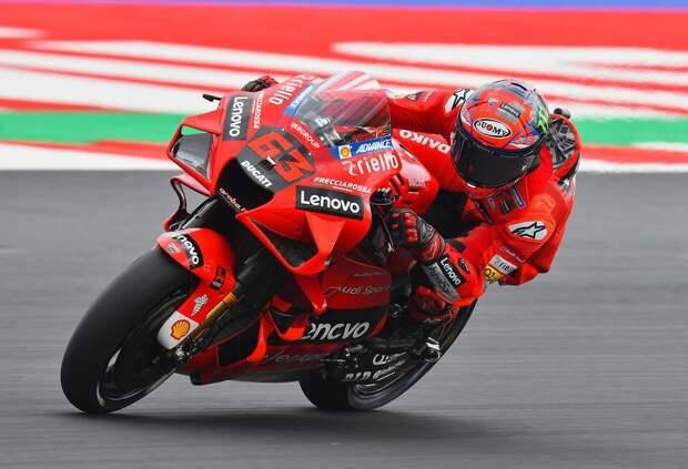 Ducati завоевала победный дубль в квалификации MotoGP в Мизано
