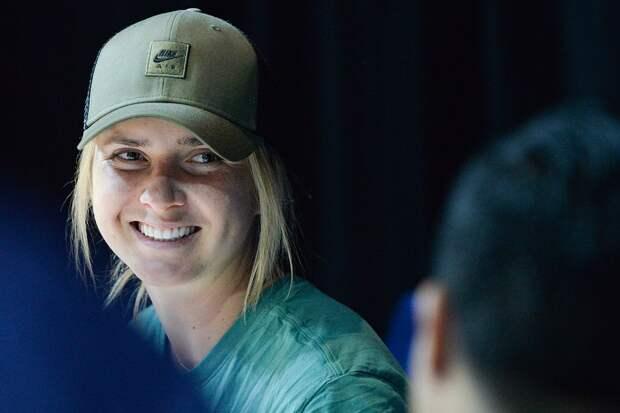 Свитолина вышла в четвертьфинал турнира в Штутгарте, где сыграет с Квитовой