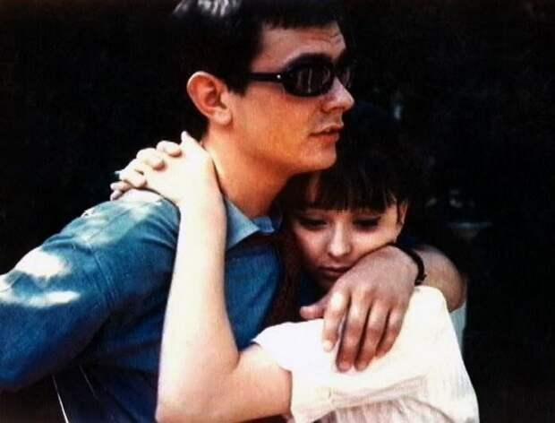 Настя Вертинская и Никита Михалков знаменитости, кино, ссср, супружеские пары, факты