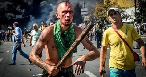 """Кризис на Украине выльется в """"бессмысленный и беспощадный"""" бунт"""
