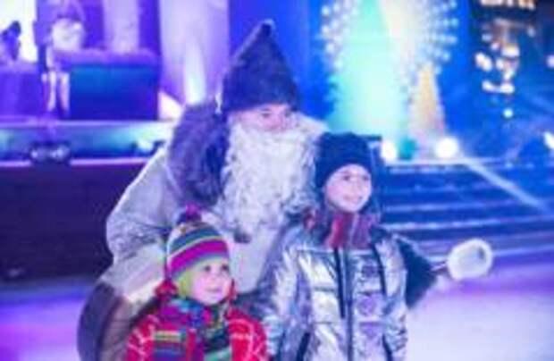 На ВДНХ пройдет фестиваль Дедов Морозов
