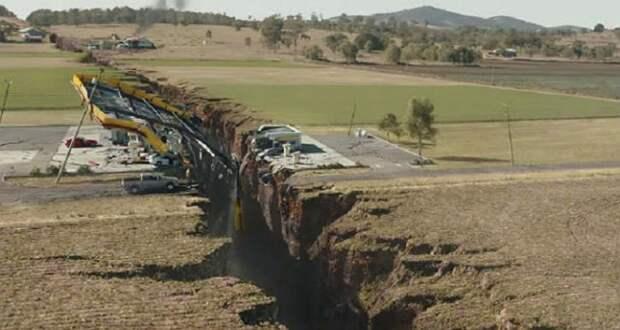 """В США приготовились к """"Судному дню"""": мега-землетрясение и цунами вот-вот ударят по Западному побережью"""