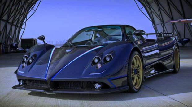 Суперкар для ВВС Италии за $6,7 млн